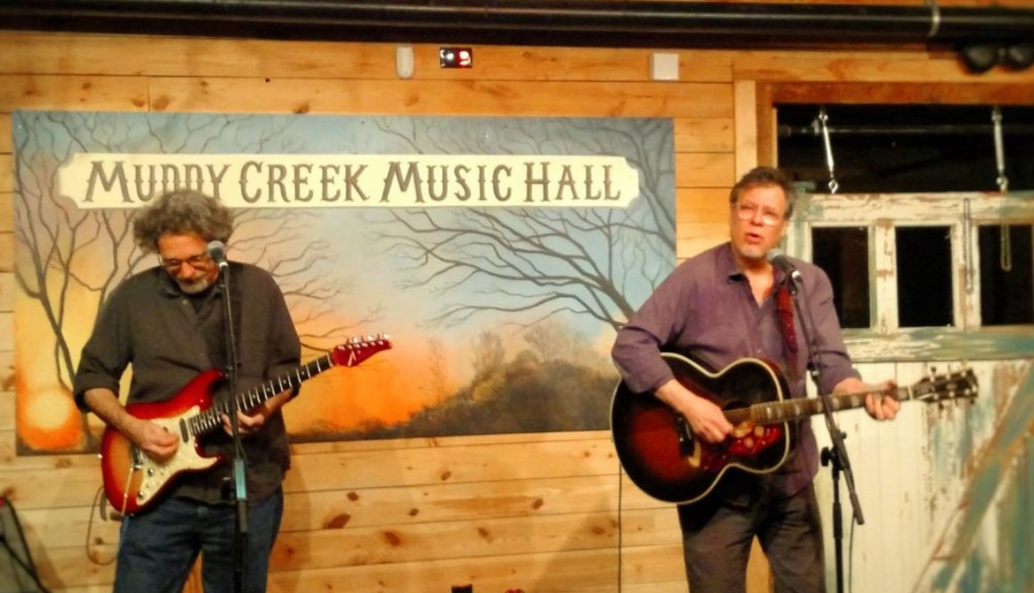 Knoxville poet laureate soothes listeners at Muddy Creek Music Hall