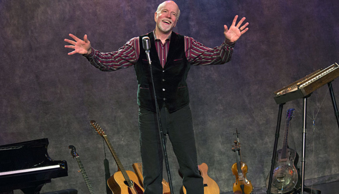 John McCutcheon returning for Fiddle & Bow concert