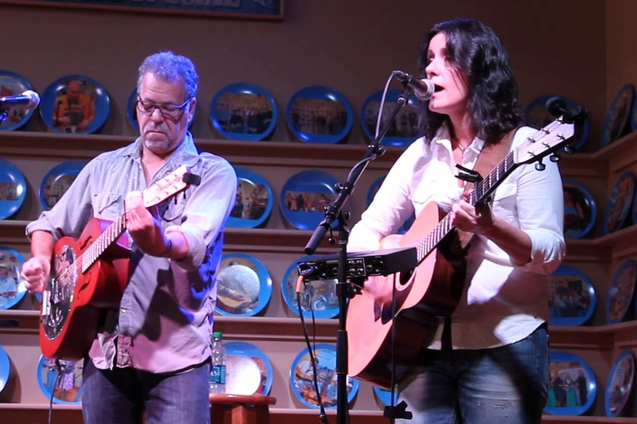Cliff Eberhardt with special guest Louise Mosrie