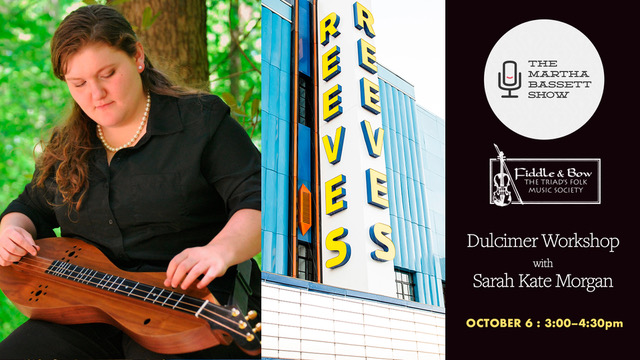 A Dulcimer Workshop featuring Sarah Kate Morgan