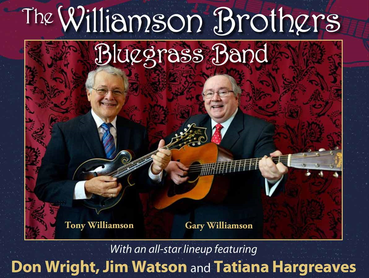 The Williamson Brothers Bluegrass Band