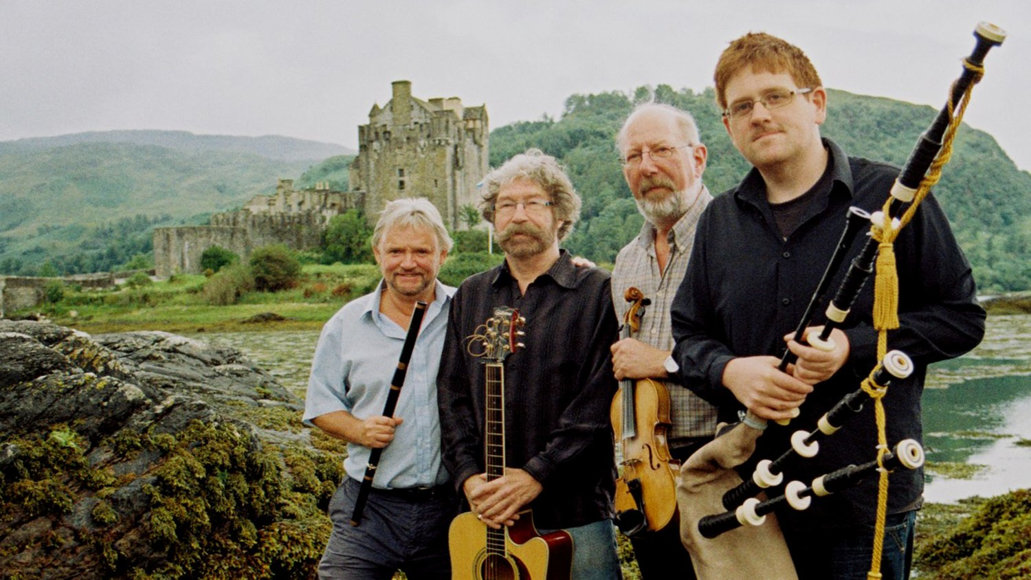 CANCELED: The Tannahill Weavers