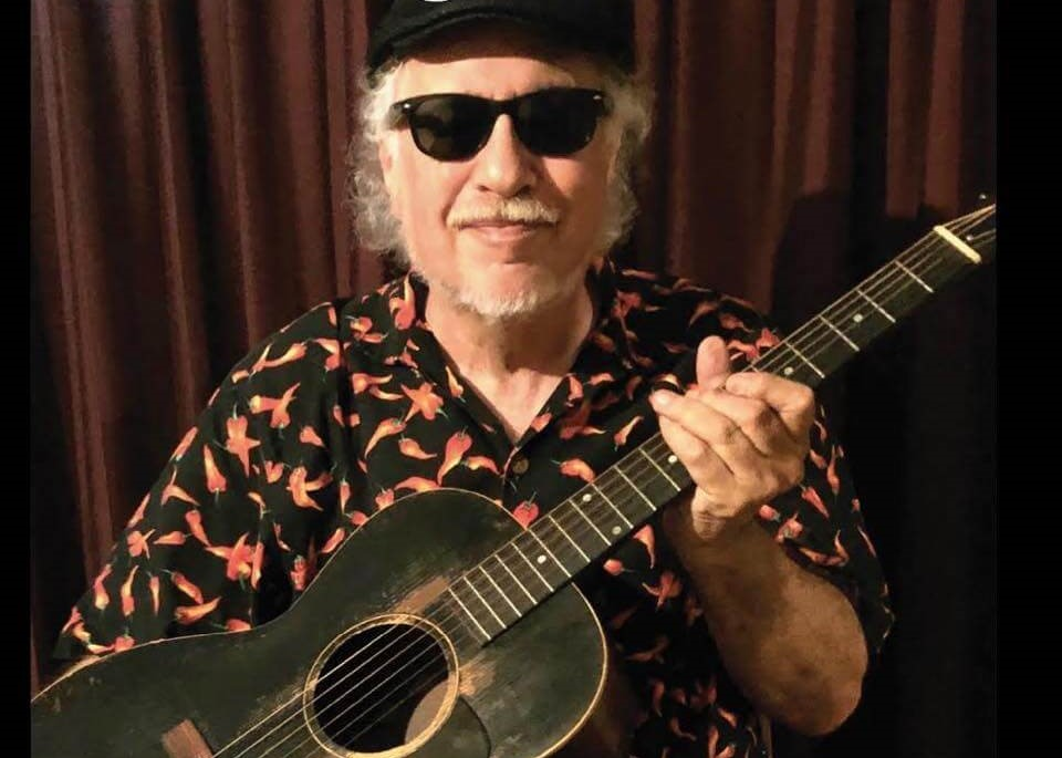 CANCELLED: Bob Margolin with special guests Tad Walters and Chuck Cotton